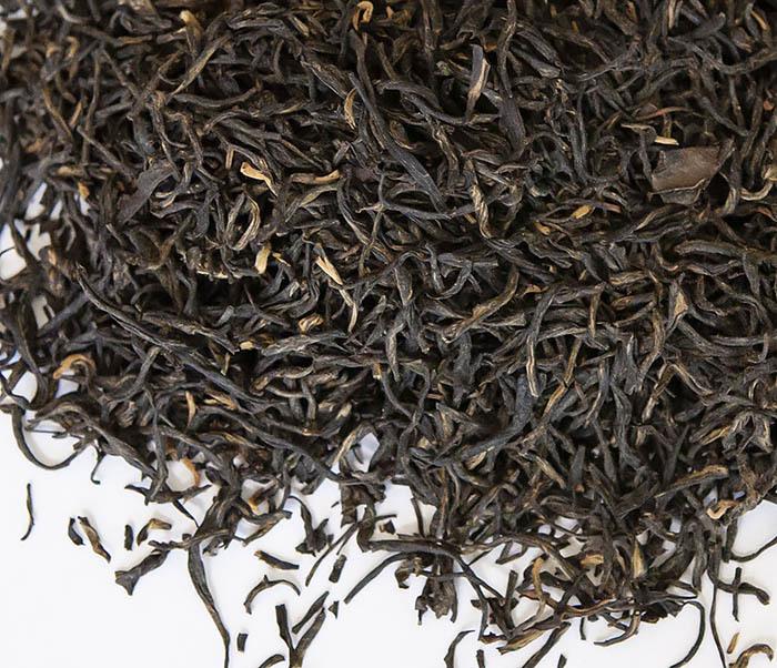 TEA-CH110 Китайский красный чай «Серебряные Брови» (Инь Цзюнь Мэй, 50 гр) фото 02