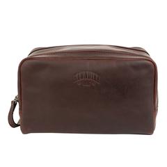 Несессер Klondike Digger Tad, темно-коричневый, 25x17x15 см, 6,4 л