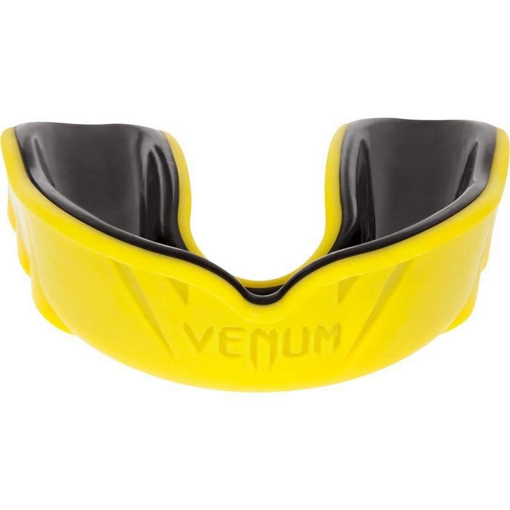 Другая защита Капа Venum Challenger Mouthguard - Yellow/Black 1.jpg