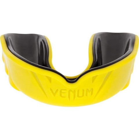 Капа Venum Challenger Mouthguard - Yellow/Black