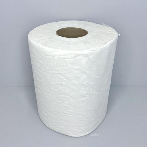 Полотенце бумажное Agron Jumbo 1сл. 250 м с центральной вытяжкой белое
