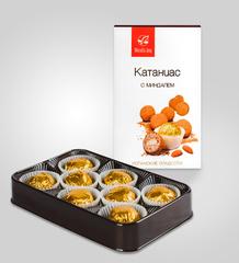 Конфеты Катаниас с миндалем
