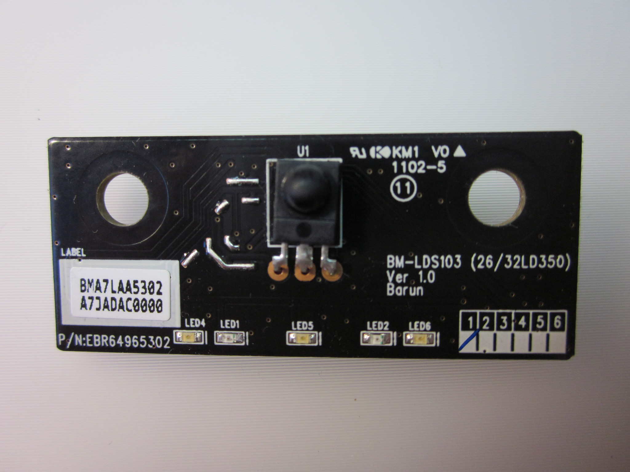 модуль фотоприемника LG 26LK330