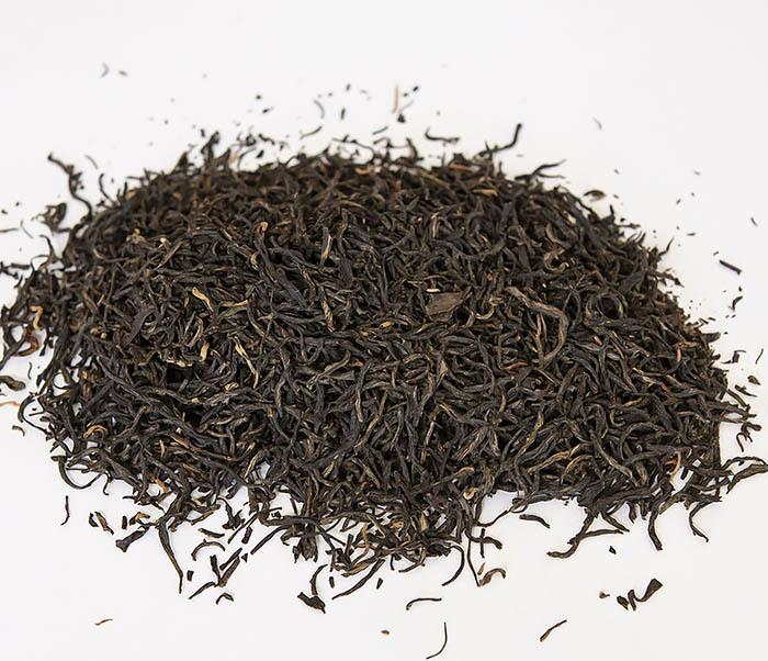 TEA-CH110 Китайский красный чай «Серебряные Брови» (Инь Цзюнь Мэй, 50 гр) фото 03
