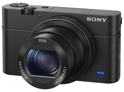 Цифровая фотокамера Sony DSC-RX100M4