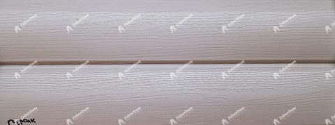 Виниловый сайдинг Альта Профиль блок хаус персиковый 3100х320 мм