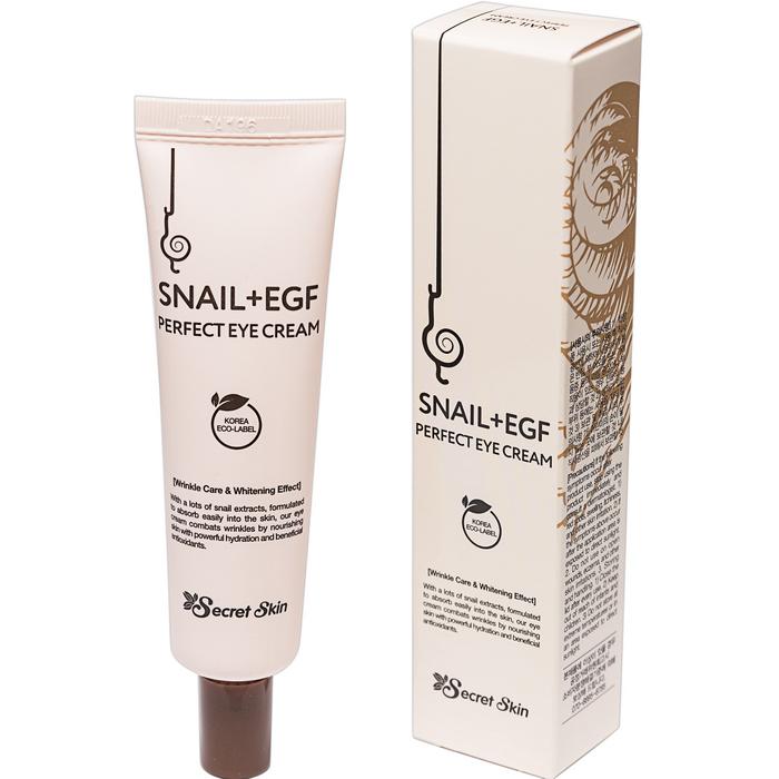 Кремы для глаз Крем для глаз с муцином улитки Secret Skin Snail Perfect Eye Cream 30 гр secret_skin_snail_eye_cream.jpg