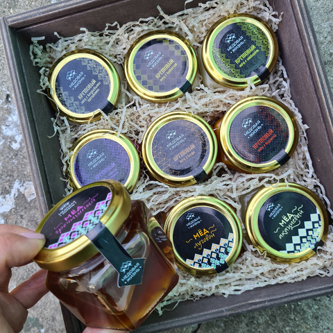 HONEY BOX (9 медов)