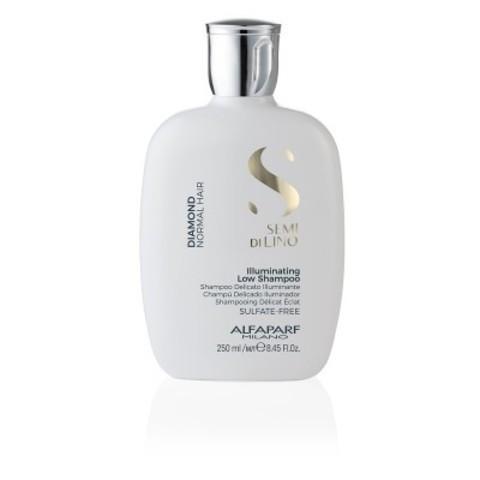 Alfaparf Milano SDL Diamond: Шампунь для нормальных волос, придающий блеск (SDL D Illuminating  Low Shampoo), 250мл/1л