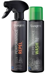 Набор для стирки Grangers Performance Repel Plus + Performance Wash 275 мл + 300 мл