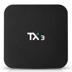 Смарт ТВ приставка Tanix TX3-P 2/16 Гб Андроид 9.0