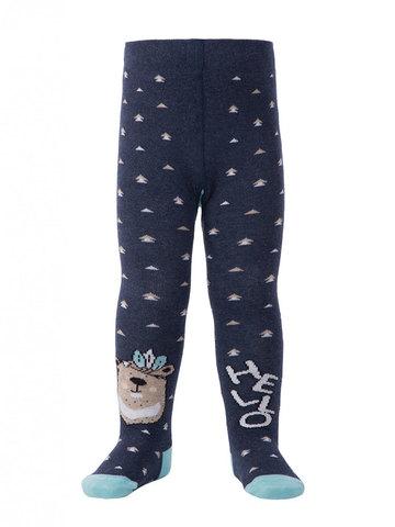 Детские колготки Tip-Top 17С-60СП Весёлые Ножки рис. 478 Conte Kids