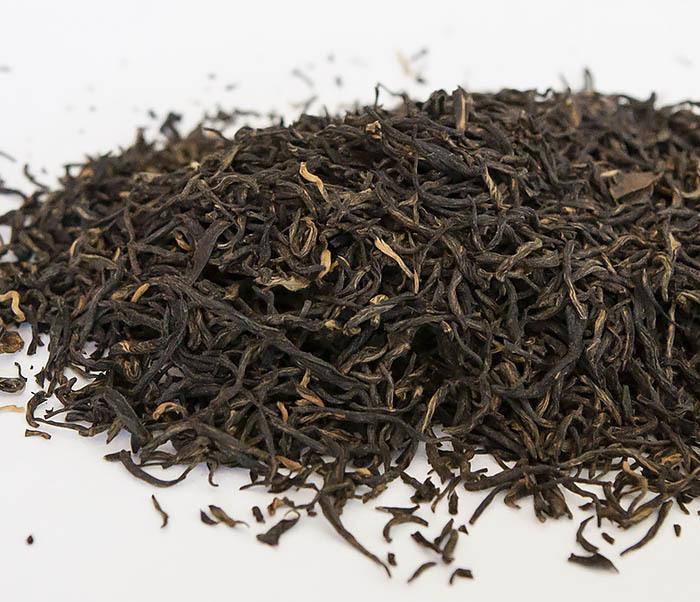 TEA-CH110 Китайский красный чай «Серебряные Брови» (Инь Цзюнь Мэй, 50 гр)