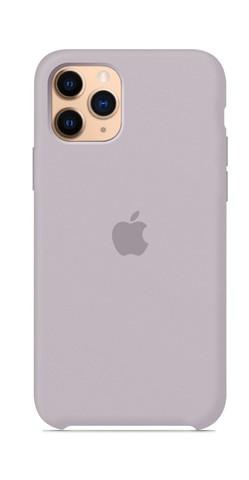 Чехол iPhone 11 Pro Silicone Case /lavender/ лаванда 1:1