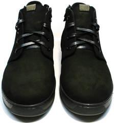 Ботинки на натуральном меху мужские Ikoc 1617-1 WBN.