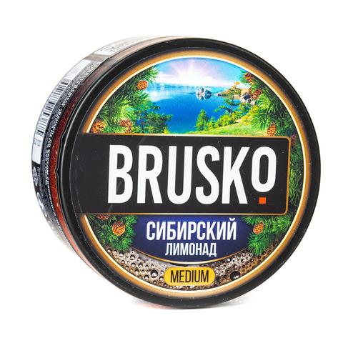 Кальянная смесь BRUSKO 250 г Сибирский Лимонад