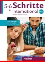 Schritte international Neu 5+6, Prüfungsheft Zertifikat B1 – Interaktive Version