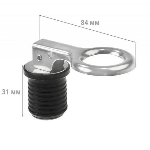 Пробка резиновая 32 мм