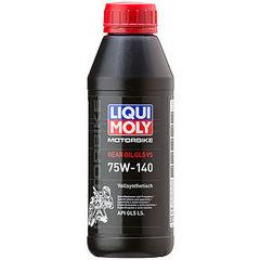 Синтетическое трансмиссионное масло для мотоциклов Motorbike Gear Oil VS 75W-140 Артикул: 3072      объем: 0.5 л