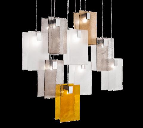 Подвесной светильник копия Mura by Italamp