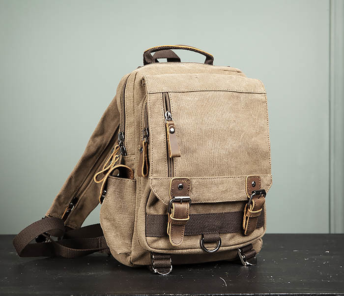 BAG476-2 Городской повседневный рюкзак с USB зарядкой