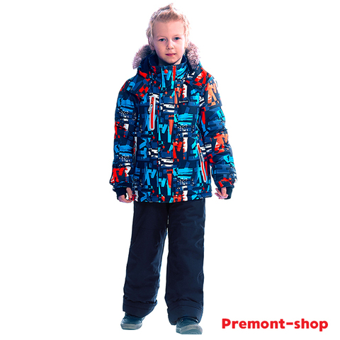 Зимний комплект Premont Сам-Форд WP92262 BLUE