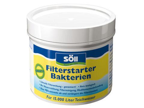 FilterStarterBakterien 0,5 кг - Сухие бактерии для запуска системы фильтрации