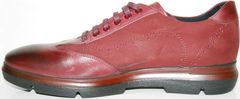 Туфли спортивные мужские кожаные Bellini 12906-Sport Rad