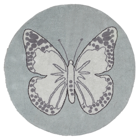 Ковер Lorena Canals Butterfly Vintage Green (160D)