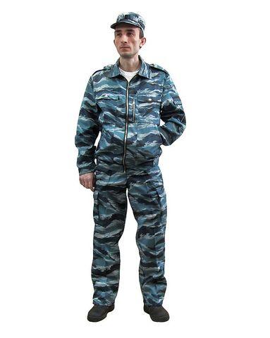 Костюм Святогор КМФ серый куртка, брюки
