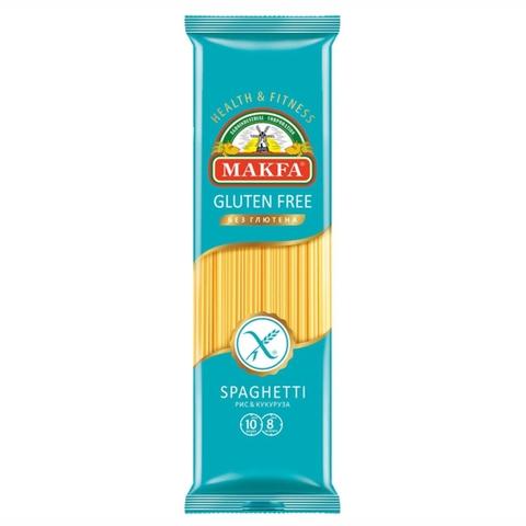 Макароны МАКFА Спагетти без глютена 300 г РОССИЯ