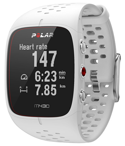 Умные часы Polar M430 белый