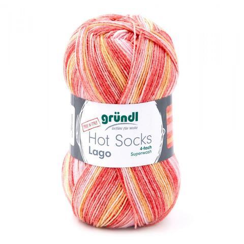 Gruendl Hot Socks Lago 02 купить www.knit-socks.ru
