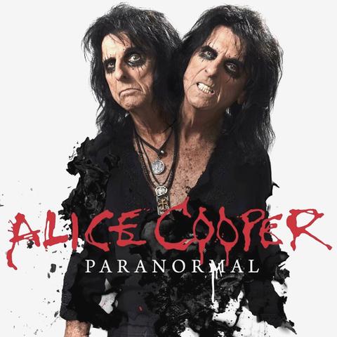 Alice Cooper / Paranormal (RU)(2CD)