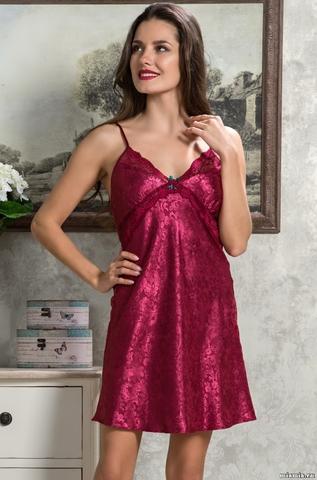 Короткая сорочка Mia-Amore 9530 ANGELINA_DELUXE