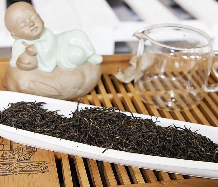 TEA-CH110 Китайский красный чай «Серебряные Брови» (Инь Цзюнь Мэй, 50 гр) фото 05