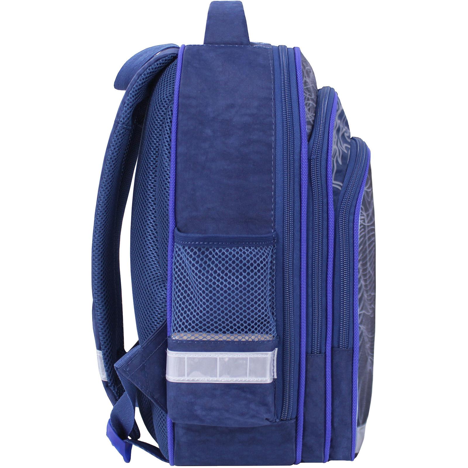 Рюкзак школьный Bagland Mouse 225 синий 506 (0051370) фото 2