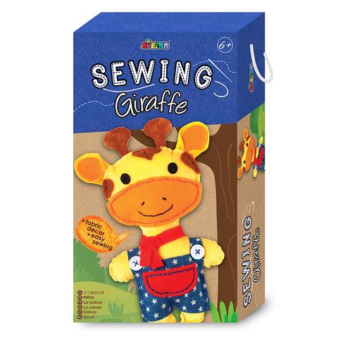 Набор для шитья: мягкая игрушка. Жираф. Avenir