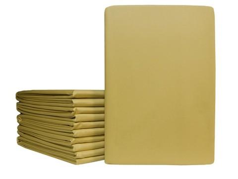 Простынь без резинки 275х280 в сатине  арт.661  ASABELLA Италия.