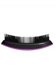 Ikoo Расческа-детанглер для бережного расчесывания волос сладкая слива Home Sugar Plum Black