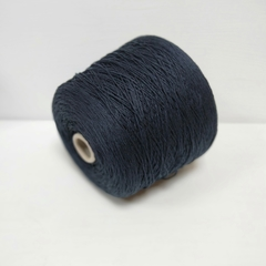 Toscano, Pratolino, Лён 100%, Очень темный синий, 200 м в 100 г