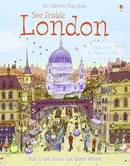 See Inside London  (board book)