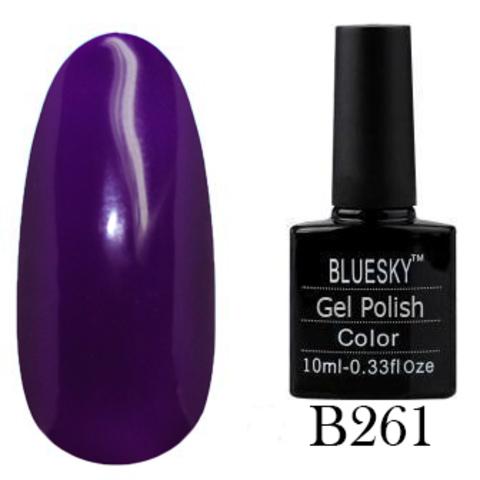 Bluesky, Гель-лак B261