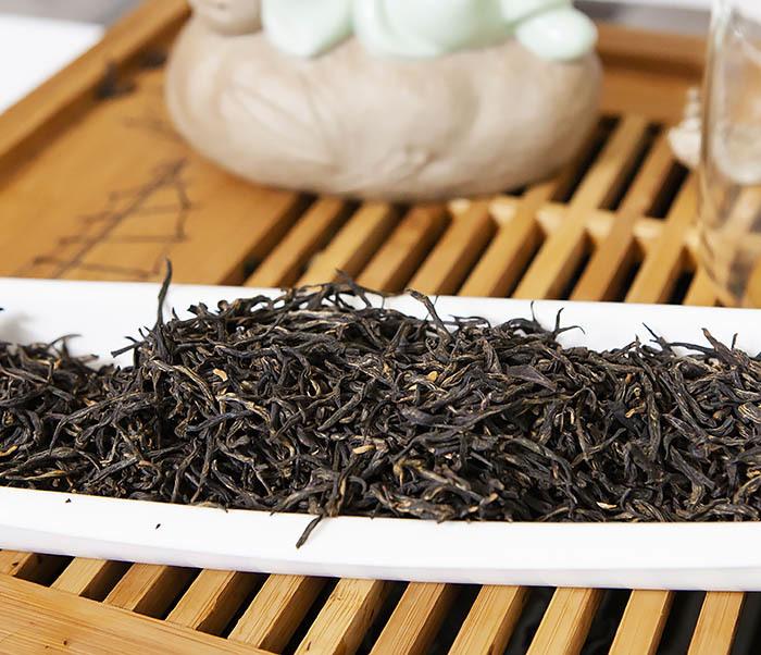 TEA-CH110 Китайский красный чай «Серебряные Брови» (Инь Цзюнь Мэй, 50 гр) фото 06