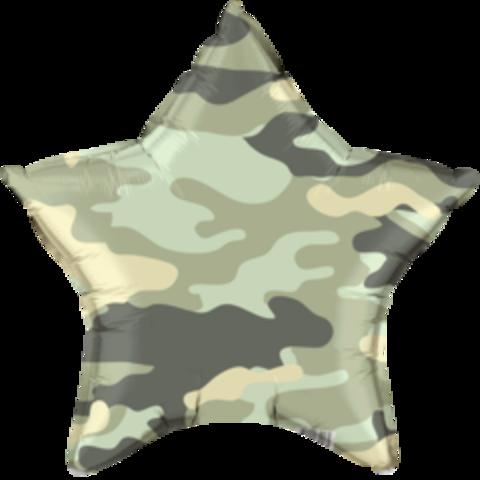 Р Звезда, Камуфляж, Зеленый 18