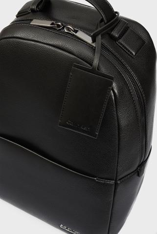 Мужской черный рюкзак ROUND BP Calvin Klein