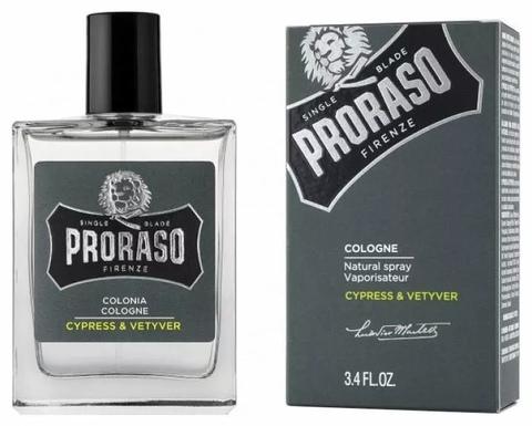 Духи одеколон Proraso Cypress & Vetyver 100 мл