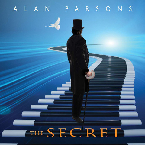 Alan Parsons ‎/ The Secret (RU)(CD)