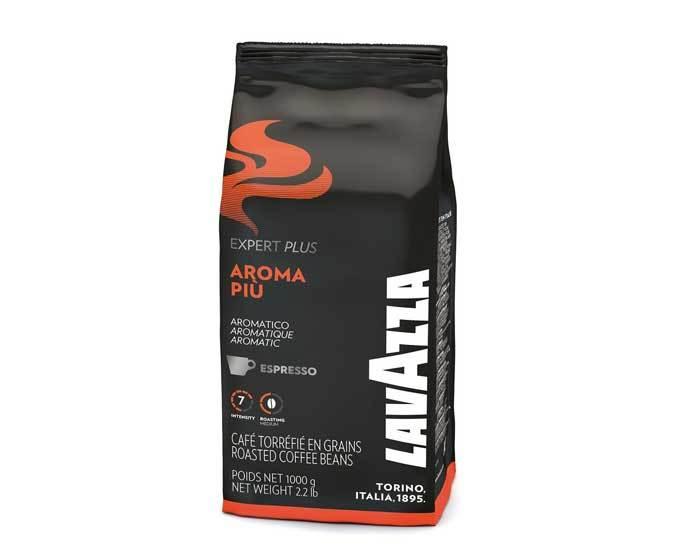 Кофе в зернах LavAzza Aroma Piu Expert, 1 кг
