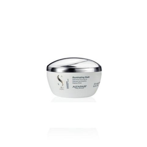 Alfaparf Milano SDL Diamond: Маска для нормальных волос, придающая блеск (SDL D Illuminating Mask), 200мл/500мл